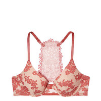 Daisy Lace Racerback Push-Up - PINK - Victoria's Secret
