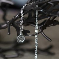 button pusher indie necklace