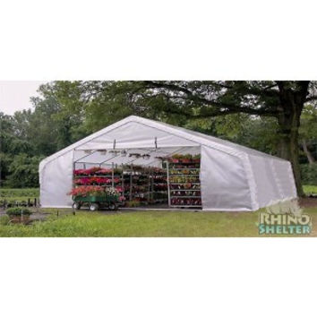 Huge Extra Heavy Duty 22' x 24' Instant Greenhouse