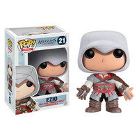 Assassins Creed Ezio Funko POP Action Figure Model