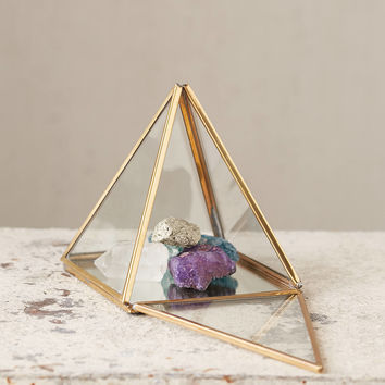 Magical Thinking Pyramid Mirror Box | Urban Outfitters