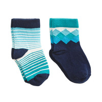 Alpine Baby Sock Two-Pack