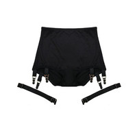Victoria Garter Panty ( Black ) from CREEPYYEHA