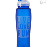 Live Love Dream  Womens LLD Sport Bottle - Blue