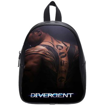 Divergent Tattoo School Backpack Large