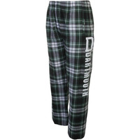 Dartmouth Big Green Classic Flannel Pants - Green