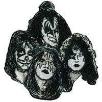 Kiss - Faces Patch