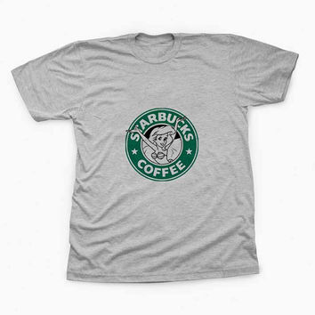 starbucks TShirt Tee Shirts For Men and women with variant color for Unisex Size