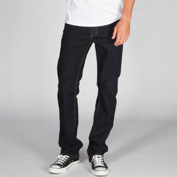 Rsq New York Mens Slim Straight Jeans Demo Wash  In Sizes