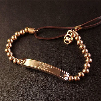 Hot Sale New Arrival Shiny Awesome Great Deal Gift Jewelry Stylish Stretch Ring Bracelet [9664459151]