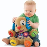 Fisher-Price Laugh & Learn Love to Play Puppy