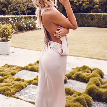 Buy Creme Drape Dress Online by SABO SKIRT