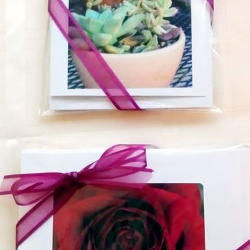 Card Gift SET - 5 Cards & Envelopes