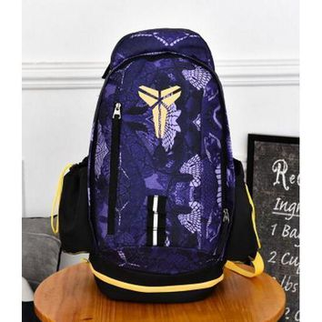 kobe backpacks basketball sport backpack for teenager and outdoor backpacking  number 2