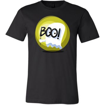 Halloween Costume BOO Ghost Funny Scary T-Shirt