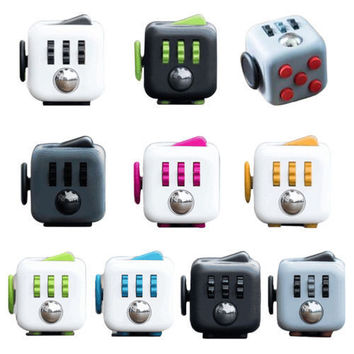 Fidget Cube  - Fun Stress Anxiety Reliever
