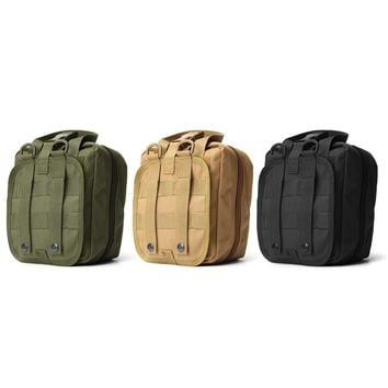 NEW Safurance Empty Bag Tactical Medical First Aid Utility Pouch Emergency Bag For Vest & Belt Treatment Pack Outdoor