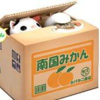 Japan Trend Shop | Itazura Bank Pet Coin Box
