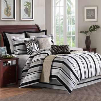 Hampton Hill Pine Manor Queen Comforter Set