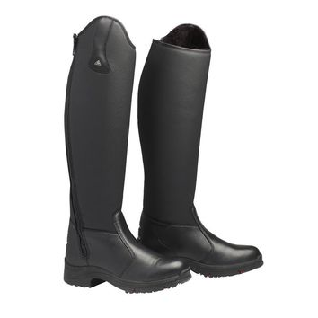 Mountain Horse Ladies Active Winter Rider Wide Calf - Black