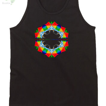 Beyonce I Coldplay Tank Top