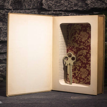 Hollow Book Safe - Vintage (1956) - Collected Stories of WILLIAM FAULKNER