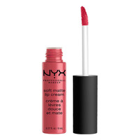 NYX - Soft Matte Lip Cream - Addis Ababa - SMLC07