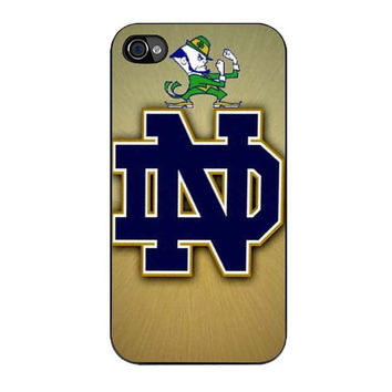 notre dame fighting irish iPhone 4 4s 5 5s 5c 6 6s plus cases