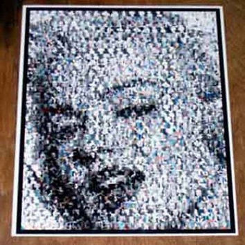Amazing Marilyn Monroe Montage Limited Edition with COA