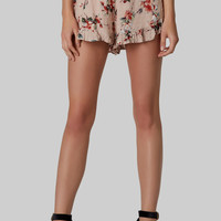 Here And Gone Floral Shorts