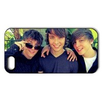 ByHeart Emblem3 Hard Back Case Shell Cover Skin for Apple iPhone 5 - 1 Pack - Retail Packaging - 5--2626