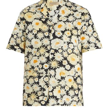 Jude daisy-print short-sleeve shirt | Burberry | MATCHESFASHION.COM UK