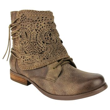 Crumbly Ankle Boot by Not Rated