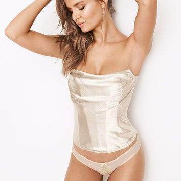 Satin Corset - Dream Angels - Victoria's Secret