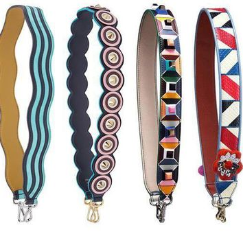 Super Trendy Fun Straps for Handbags