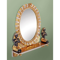 Park Avenue Collection King Amenhotep Egyptian Vanity Mirror