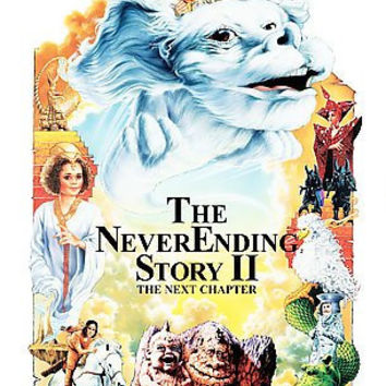 Neverending Story 2-Next Chapter (Dvd)