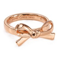 kate spade new york Skinny Mini Bow Ring | Bloomingdales's