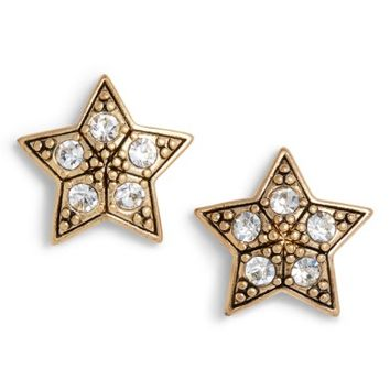 Jenny Packham Star Stud Earrings | Nordstrom