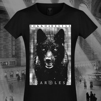 Fearless. Bokko and Belial. Gothic online store. Women shirts.