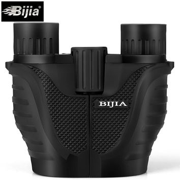 BIJIA 10X25 Mini Binoculars Professional HD Binoculars Telescope Opera Glasses for Travel Concert Outdoor Sports Hunting
