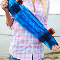 Penny Board - Blueberry - Other - Women - Modekungen