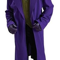 The Joker Deluxe Batman Villain Costume - Teen Halloween Costumes
