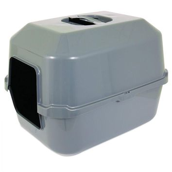 Petmate Jumbo Hooded Litter Pan