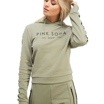 Pink Soda Sport Tape Hoody | JD Sports