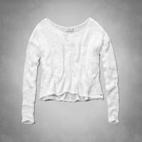 Caroline Cropped Sweater