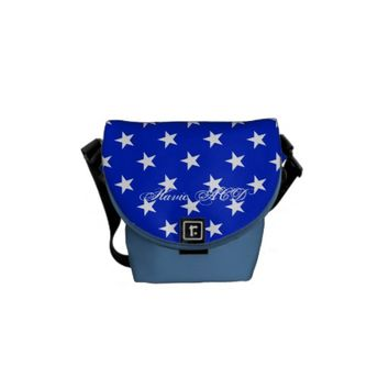 RICKSHAW BAG SMALL STARS AND STRIPES HAVIC ACD