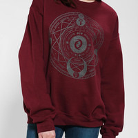 Cosmic Dial Pullover Sweatshirt - Urban Outfitters