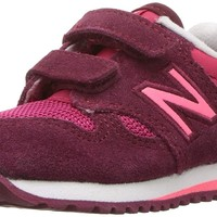 New Balance Kids' 520v1 Hook and Loop Sneaker