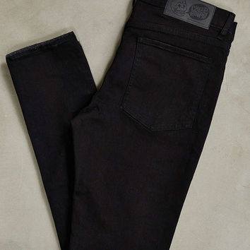 Cheap Monday X UO Tight Worn Black Skinny Jean - Urban Outfitters